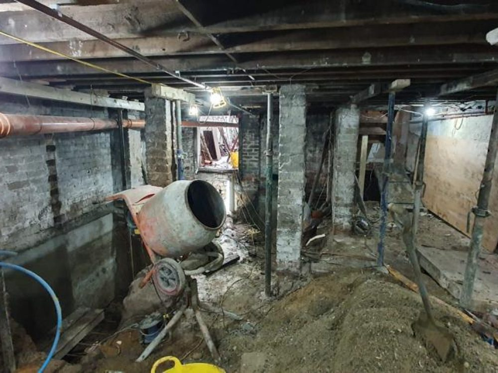 Basement company London